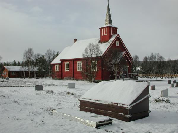Dalen Kyrkjegard – kirkegård3